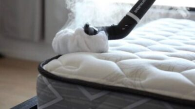 Mattress Steam Cleaning gives you a Healthy and Comfortable life