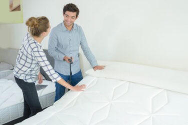 replace the mattress