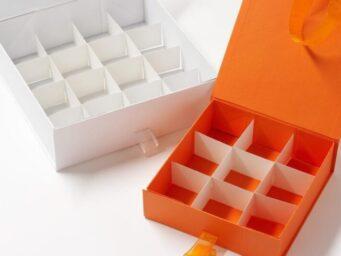 Cardboard Box Divider Inserts