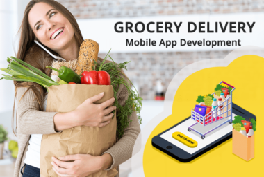 How Technology Helps You Deliver Grocery at the Customer's Doorstep