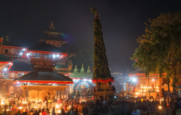 Machhindranath Jatra -- Things to do in Kathmandu, Nepal