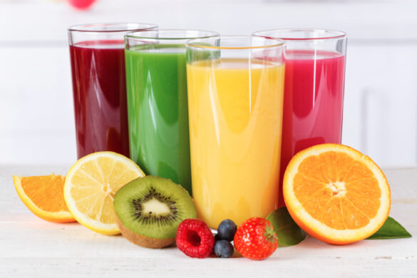 Benefits of juicing for health