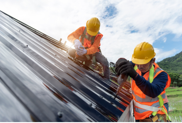 Commercial Roofing VS Residential Roofing