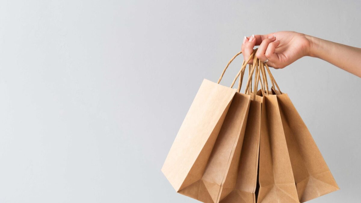 Things to Consider Before Ordering Custom Kraft Paper Bags