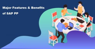 Major Features & Benefits of SAP PP