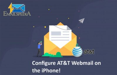 How to Configure AT&T Webmail on the iPhone?