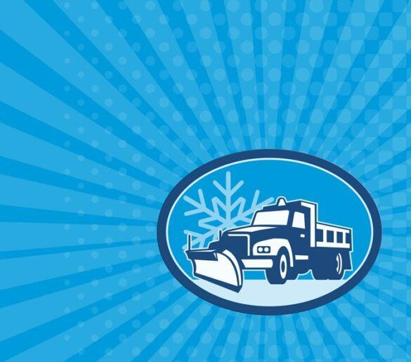 on demand snow plowing app