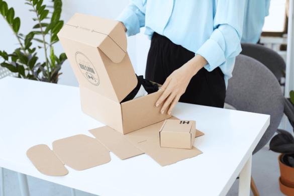 Custom Retail Packaging
