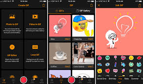 Top Trending GIF Creator Apps for Android