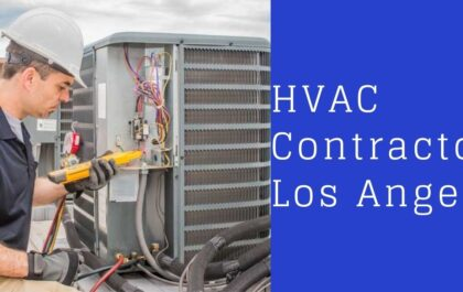 Residential and Commercial HVAC Contractors Los Angeles