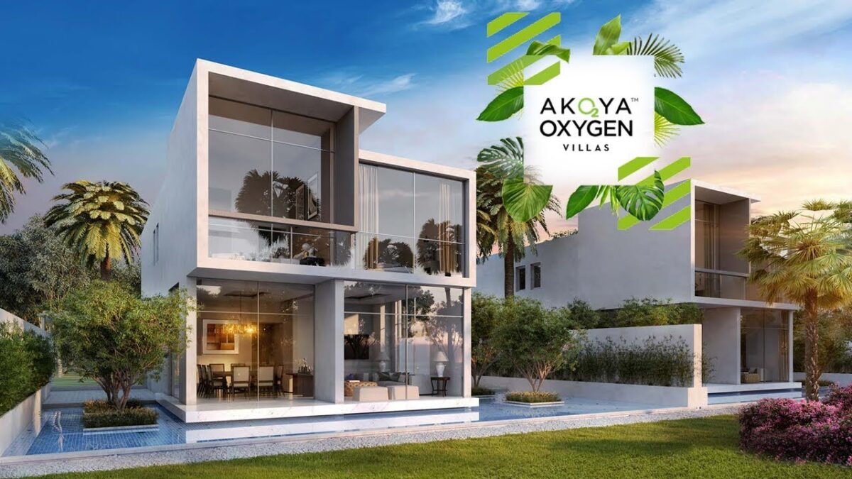 Looking for a Lavish Home in Dubai? Check Out Akoya Oxygen