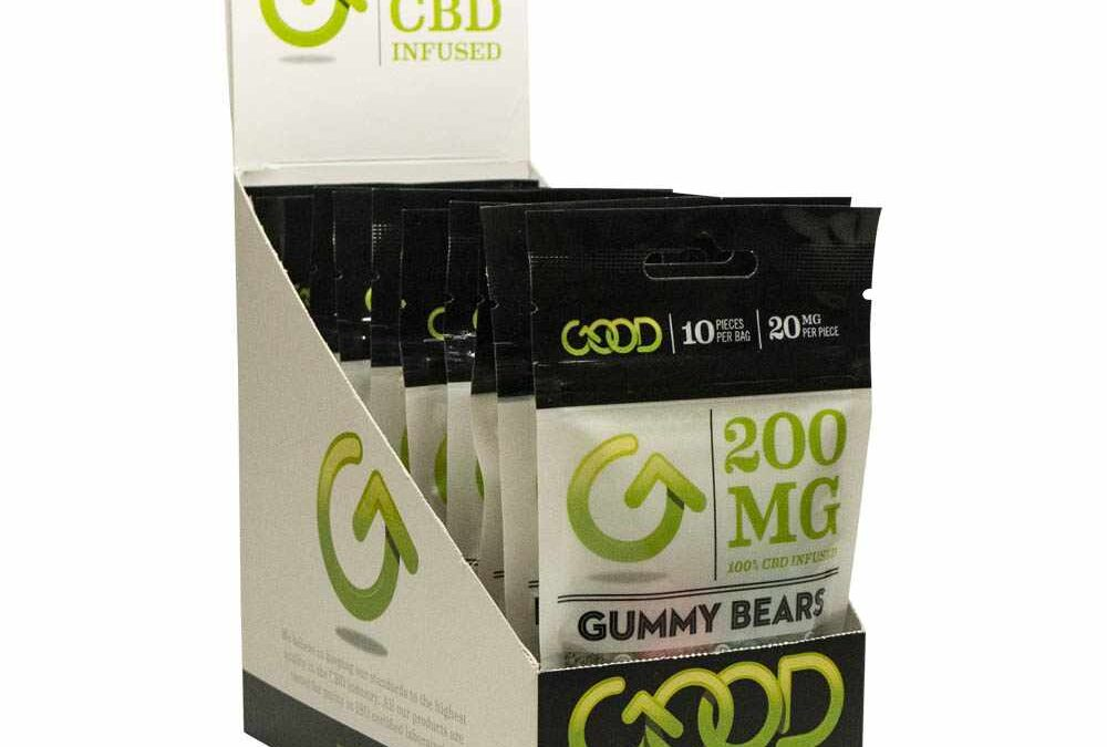 Make a Display of CBD Gummies Exciting in Attractive Boxes