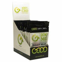 CBD Gummies Packaging