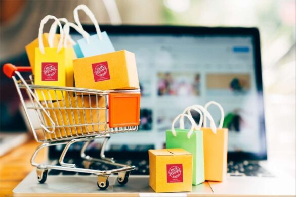 Online shopping stores