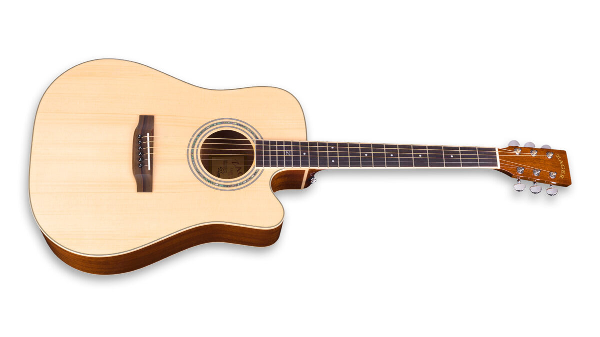 Zager Guitars Making A Positive Impact On History
