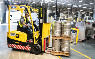 These Tips Will Ensure Extra Moffett Forklift Safety