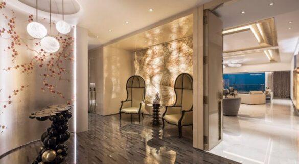 7 Most Stunning Restaurant Interior Design in UAE