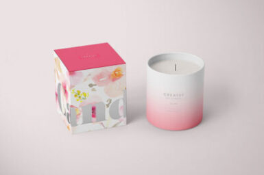 New designs of candle boxes for a special occasion
