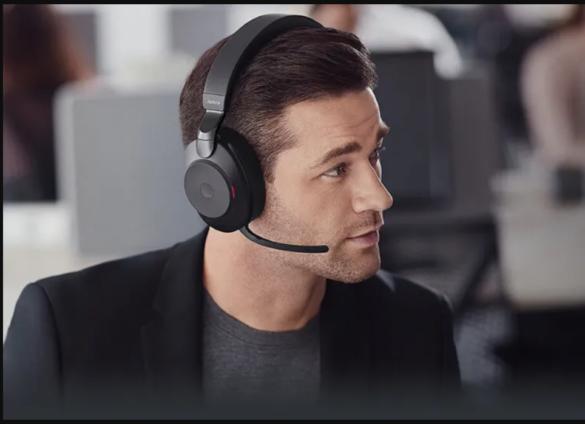 Jabra Headphone