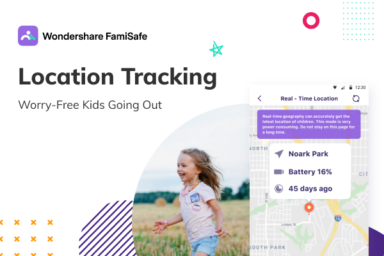 location tracking app for parents to keep kids safe