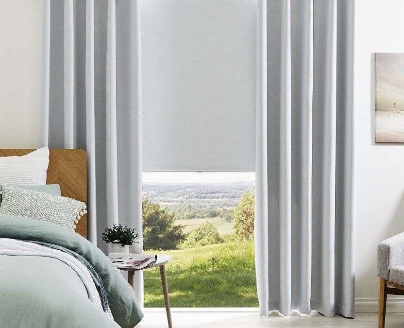 Make Home Beautiful With Curtains and Blinds