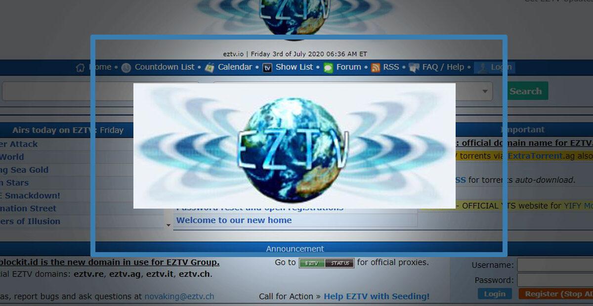 EZTV Proxy – Eztv.re proxies & Unblock Eztv Torrent site
