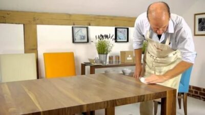 How To Get Shiny And Polished Furniture!