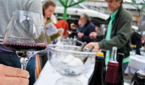 Organic and Natural Wine