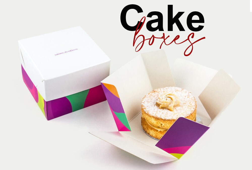 Top 5 Online Cake boxes Companies Near Me