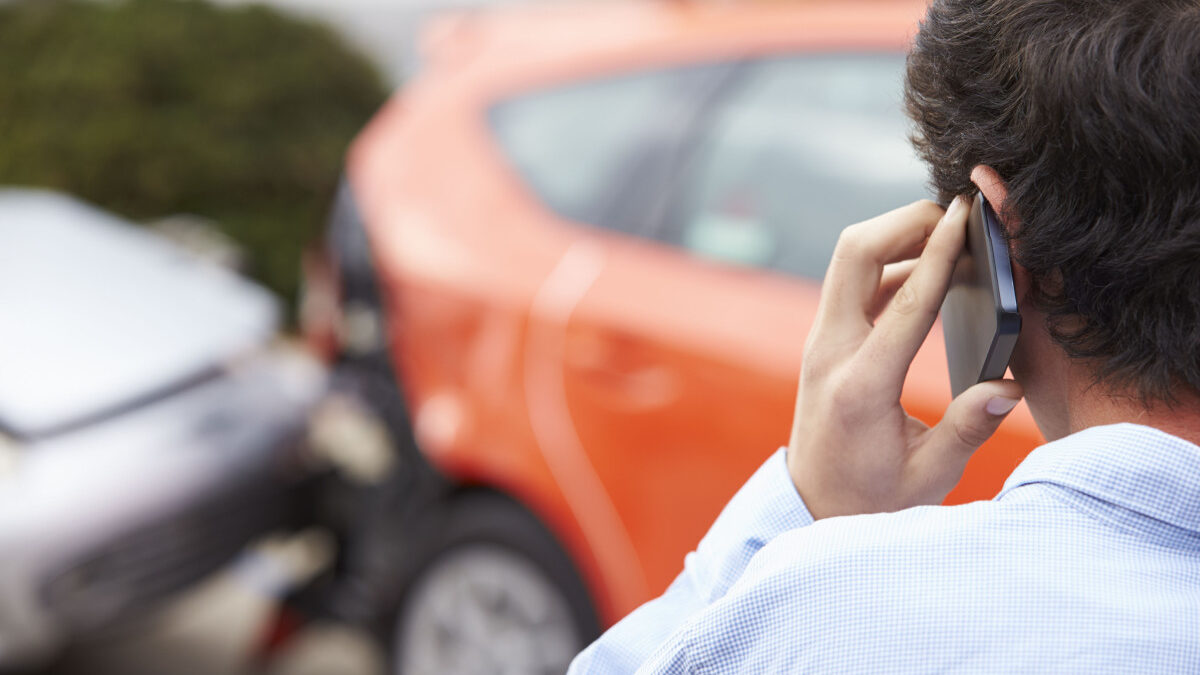 What Happens When An Employee Causes a Car Collision While Working?