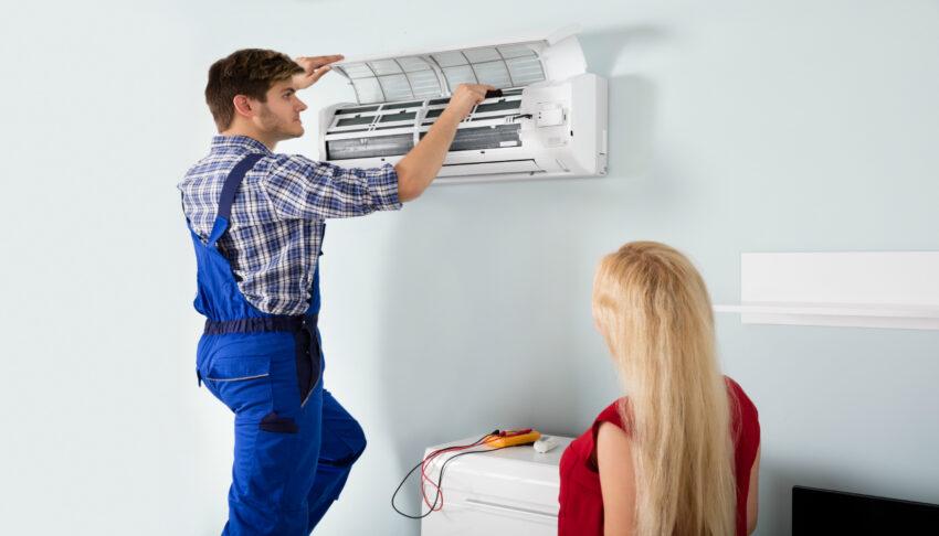 AC repair maintenance