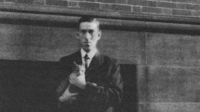 H.P. Lovecraft's Cat – Know Your Meme