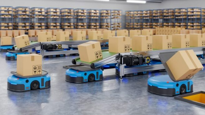 What's the Difference Between Swarming Robots and System-Directed Picking Robots?