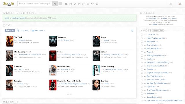 Biggest Website For Downloading Torrents Files – Zooqle (2022)